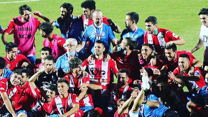 """Ernesto Gómez: """"Navalcarnero entero está ilusionado con su equipo"""""""