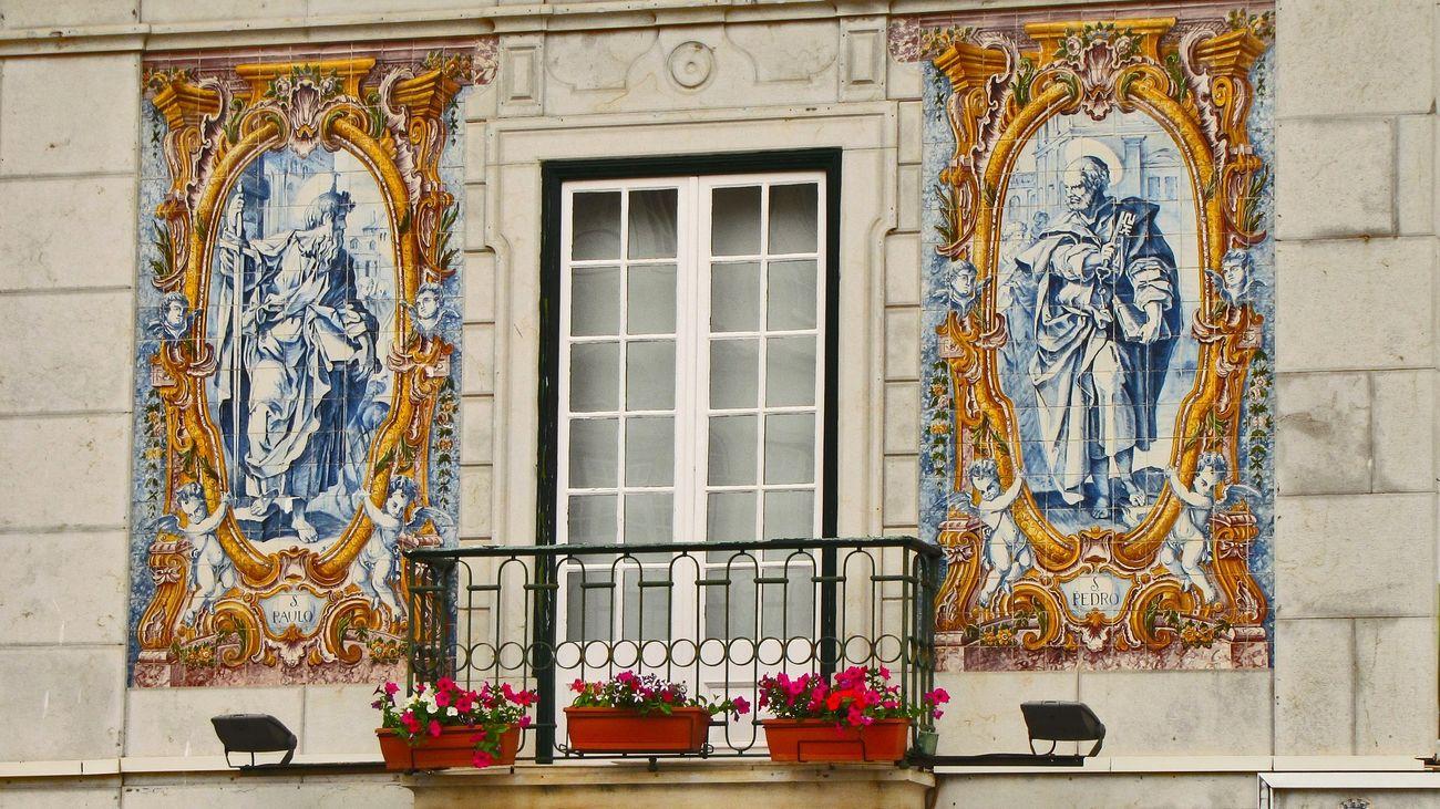 Azulejos en Portugal