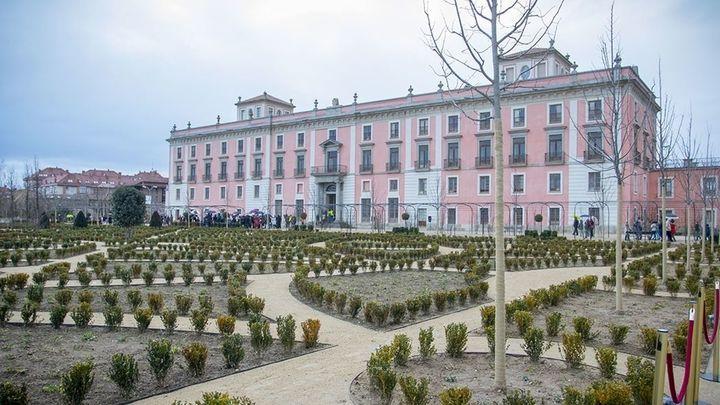 Palacio del Infante don Luis, en Boadilla del Monte