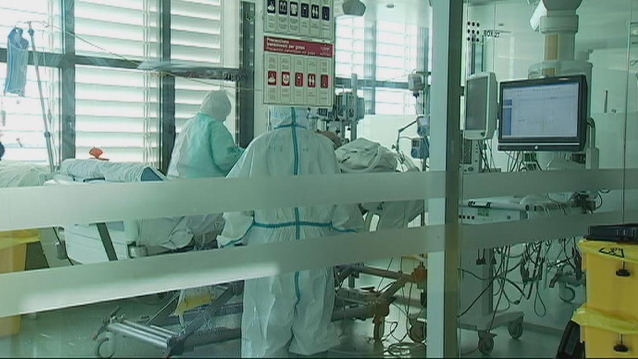 Madrid notifica 69 fallecimientos y 4.164 contagios en las últimas 24horas