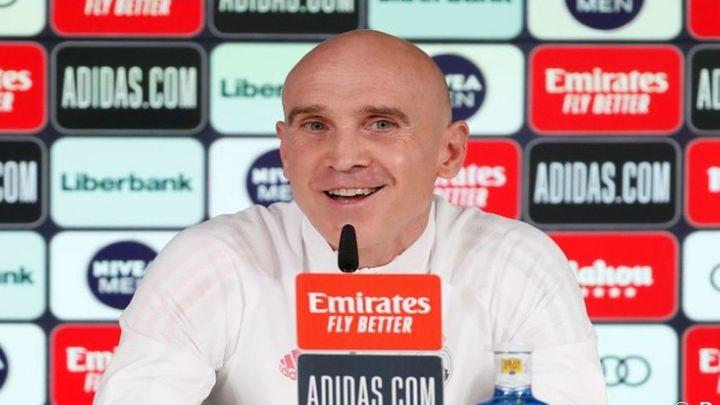 """Bettoni elogia a Ramos: """"Nadie puede dudar de que es un gran profesional"""""""