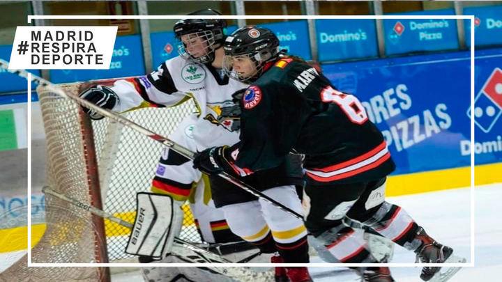 Hockey Hielo Majadahonda busca mantenerse invicto ante el Milenio Panthers
