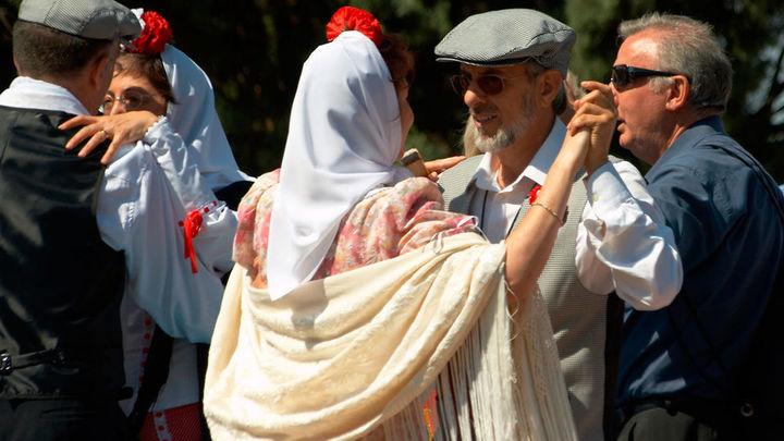Domingo de fiestas de San Isidro
