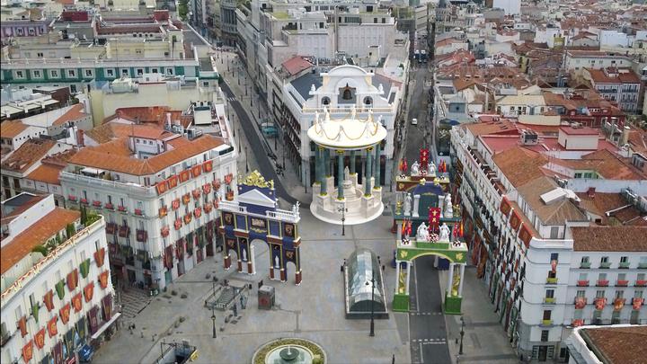 Desmontando Madrid: Fiestas