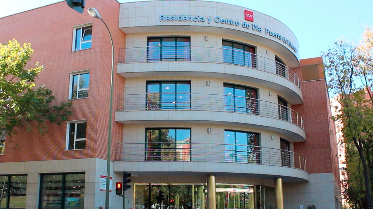 Mueren 10 personas mayores por un brote de coronavirus en una residencia de Madrid