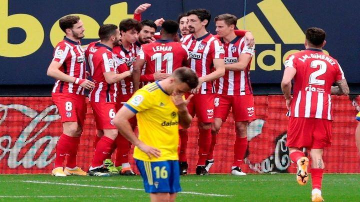 El Atlético se enfrenta al Cádiz en un atípico Trofeo Carranza