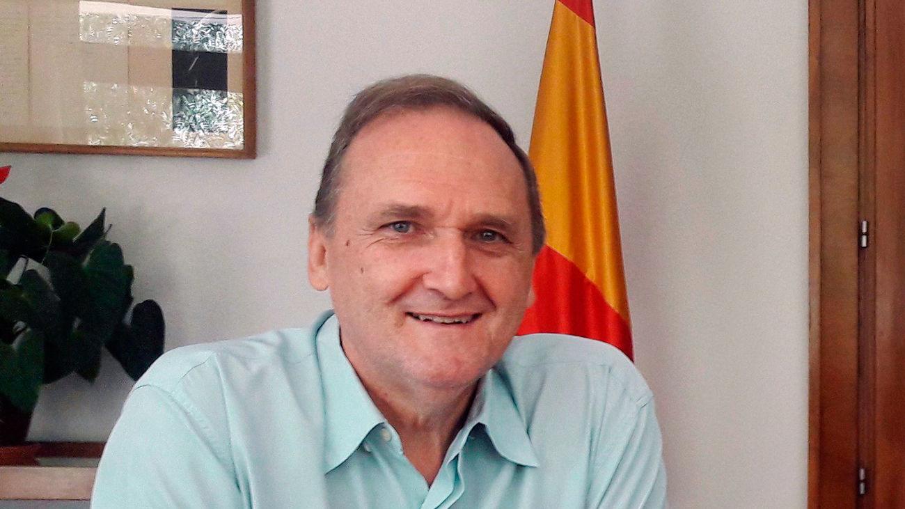 Benigno Sánchez, investigador del CIEMAT