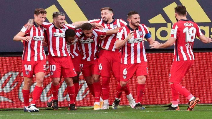 Así ganó la Liga el Atlético, partido a partido