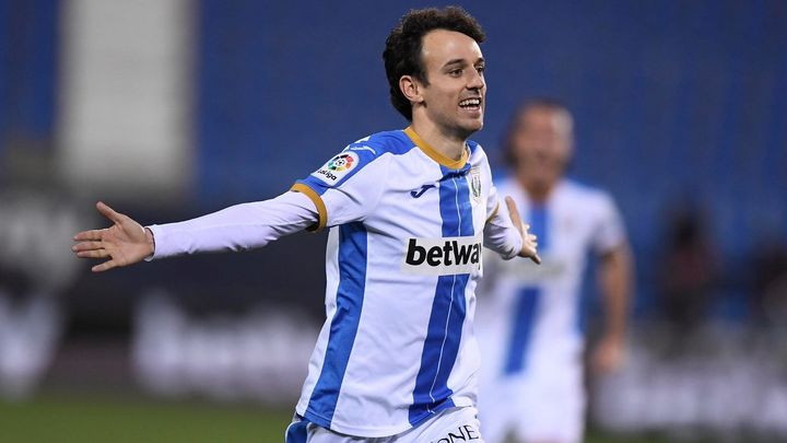 3-2. El Leganés recupera la senda de la victoria de la mano de Garitano