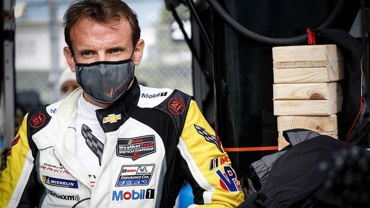 Antonio García, en Onda Madrid tras ganar las 24 Horas de Daytona