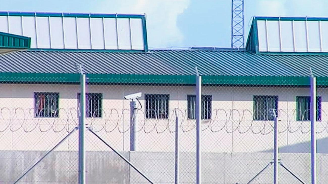 Cárcel madrileña de Navalcarnero