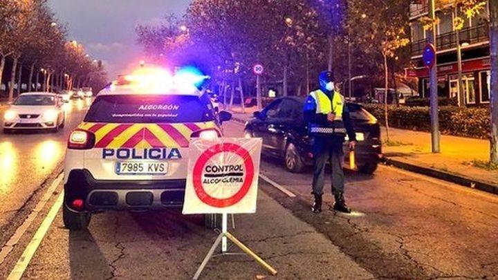 Cerca de 40 sanciones en Alcorcón por saltarse las restricciones