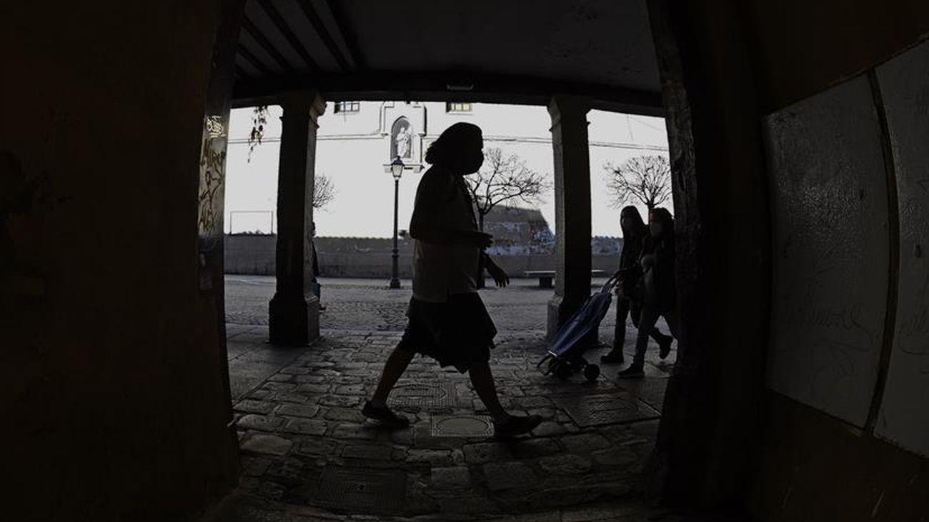 Enero, el tercer mes de contagios y fallecidos por Covid en Madrid