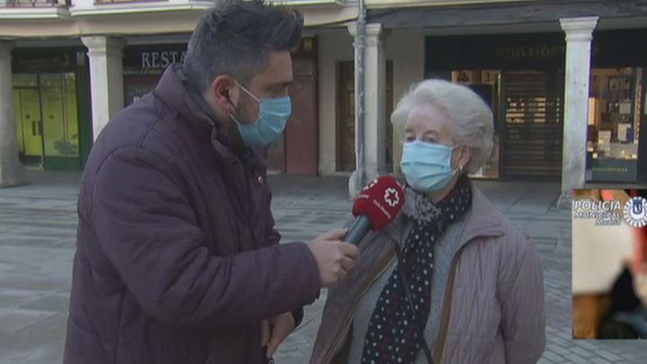 Los vecinos sobrellevan con resignación el cierre perimetral de Alcalá de Henares