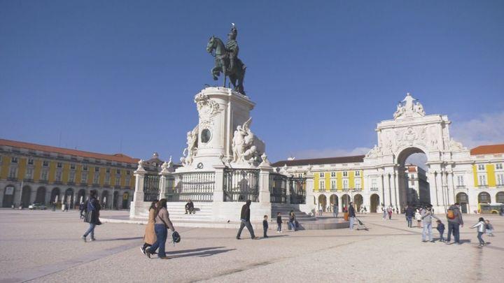 Madrileños por el mundo: Lisboa