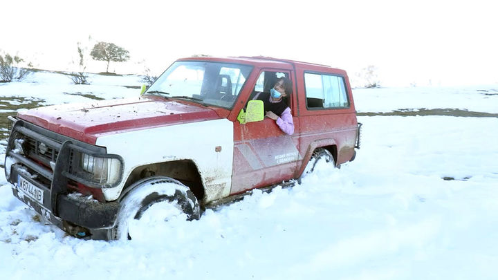 Mi cámara y yo nos acerca el invierno más duro, el rural