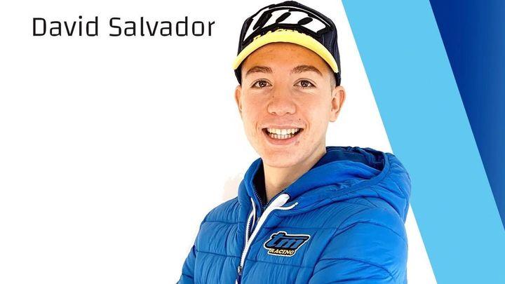 Hablamos con el piloto madrileño David Salvador, que buscará su hueco en el Mundial de Moto3
