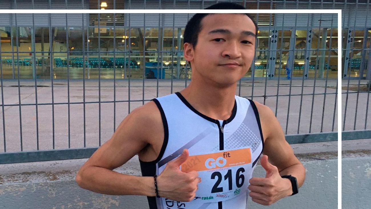 Atleta del CE Majadahonda