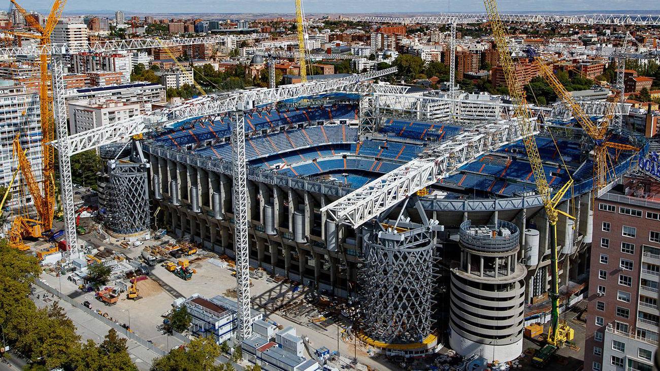 Hacia un nuevo estadio Santiago Bernabéu