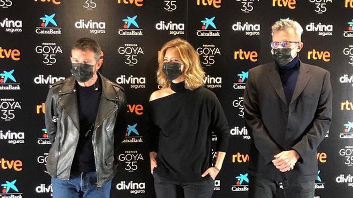 La gala de los Premios Goya se celebrará este año de forma telemática debido a la pandemia