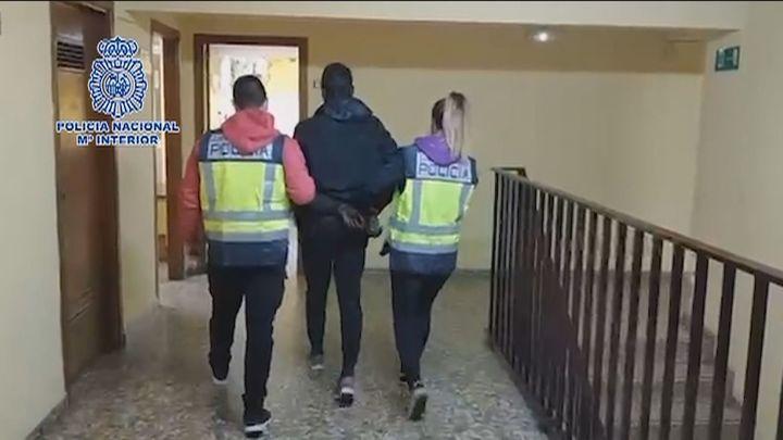Ingresa en prisión un hombre que atracaba a mujeres con una navaja en las calles de Usera