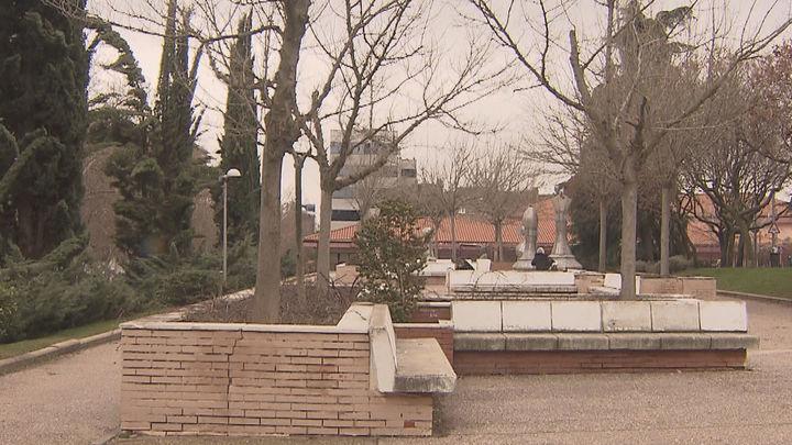 Madrid recupera poco a poco algunos de los parques que arrasó 'Filomena'