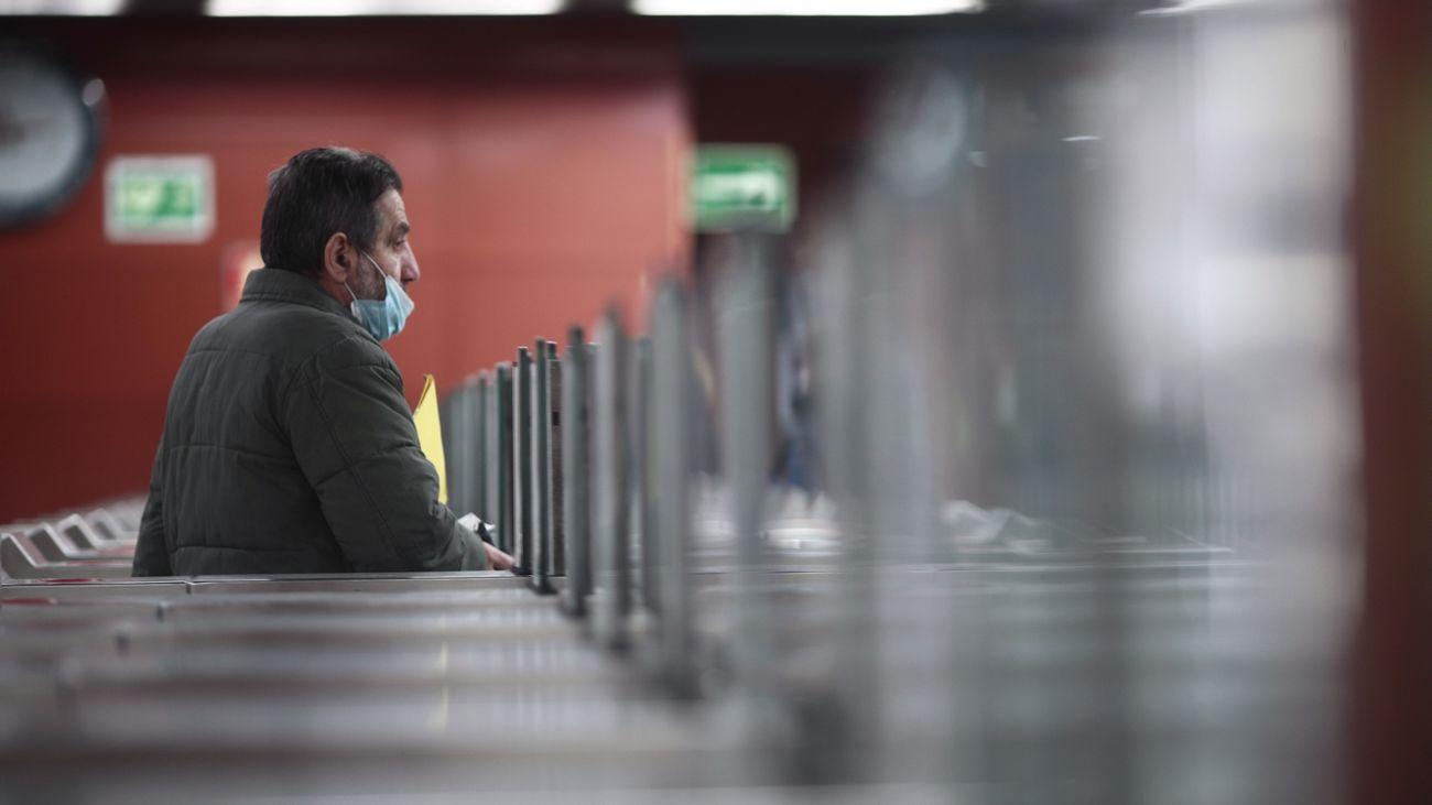 Tensión en los andenes y trenes de Cercanías Madrid por los continuos retrasos