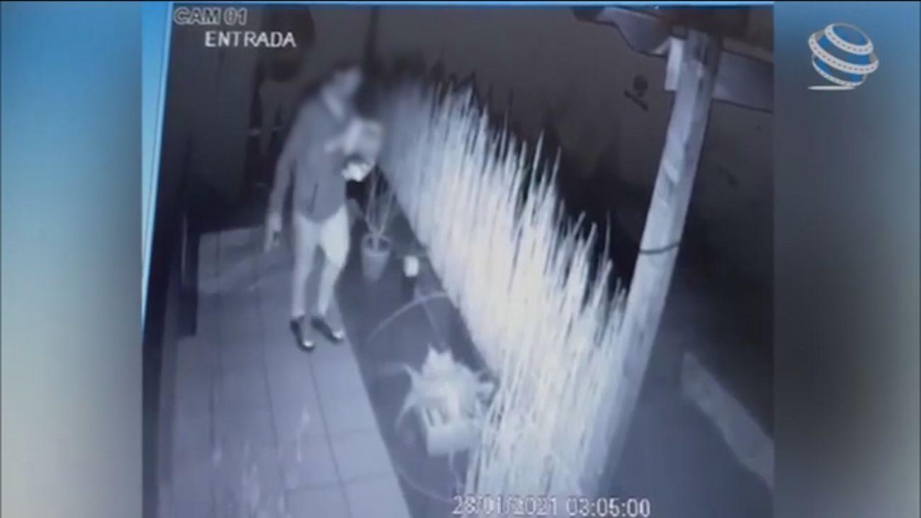 Desvalijan su casa de Leganés y se dan a la fuga con el coche de la familia