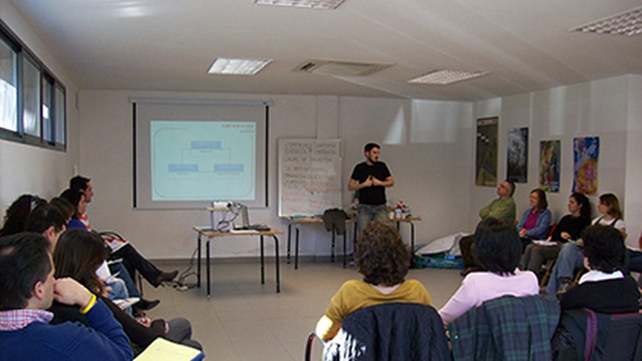 Cursos de formación en Las Rozas  para desempleados