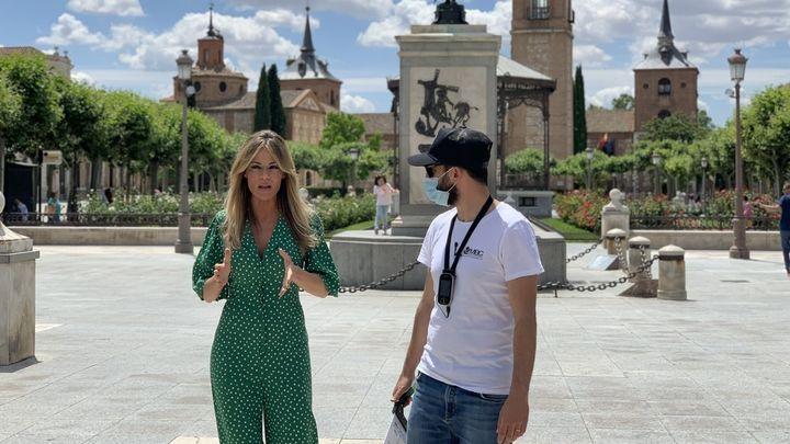 'Desmontando Madrid' reconstruye el pasado romano de Complutum, en Alcalá de Henares