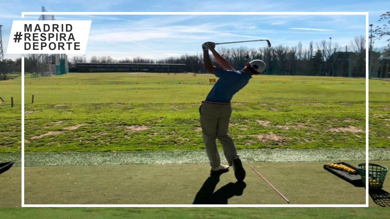 La Federación de Golf de Madrid retoma el Circuito Amateur Absoluto
