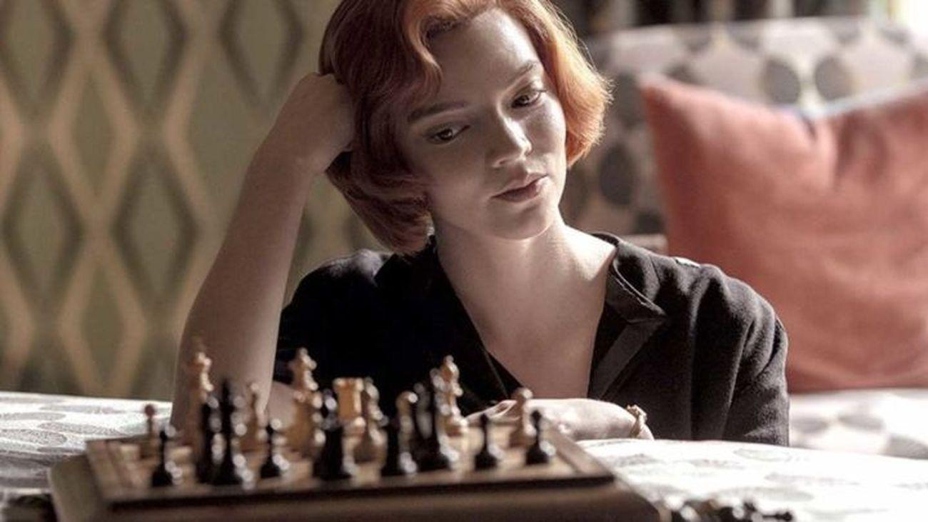 'Gambito de dama'
