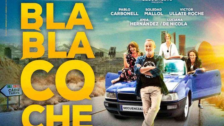 Pablo Carbonell, al volante de 'Blablacoche' en los Teatros del Canal