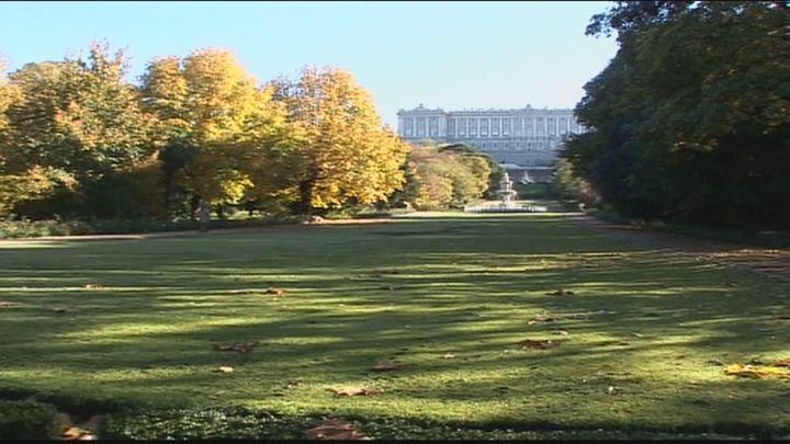 El Palacio Real y sus jardines tendrán cinco nuevos accesos, uno de ellos desde Madrid Río