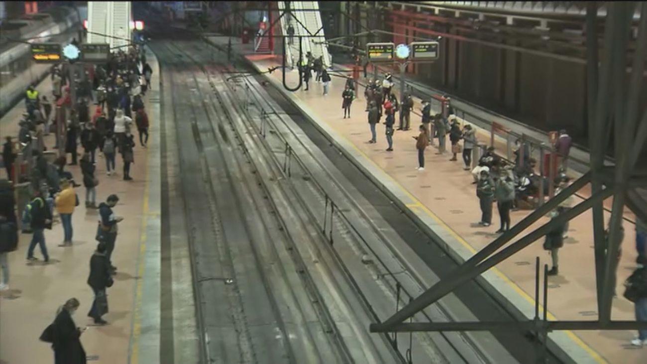 Normalidad en Cercanías Madrid tras dos jornadas llenas de retrasos