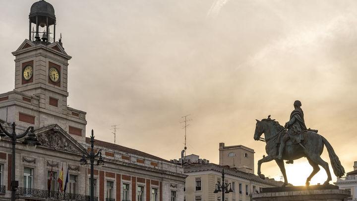 Todos los caminos conducen a Madrid