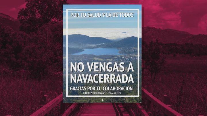 """""""No vengas a Navacerrada"""", la petición de los vecinos de la sierra madrileña"""