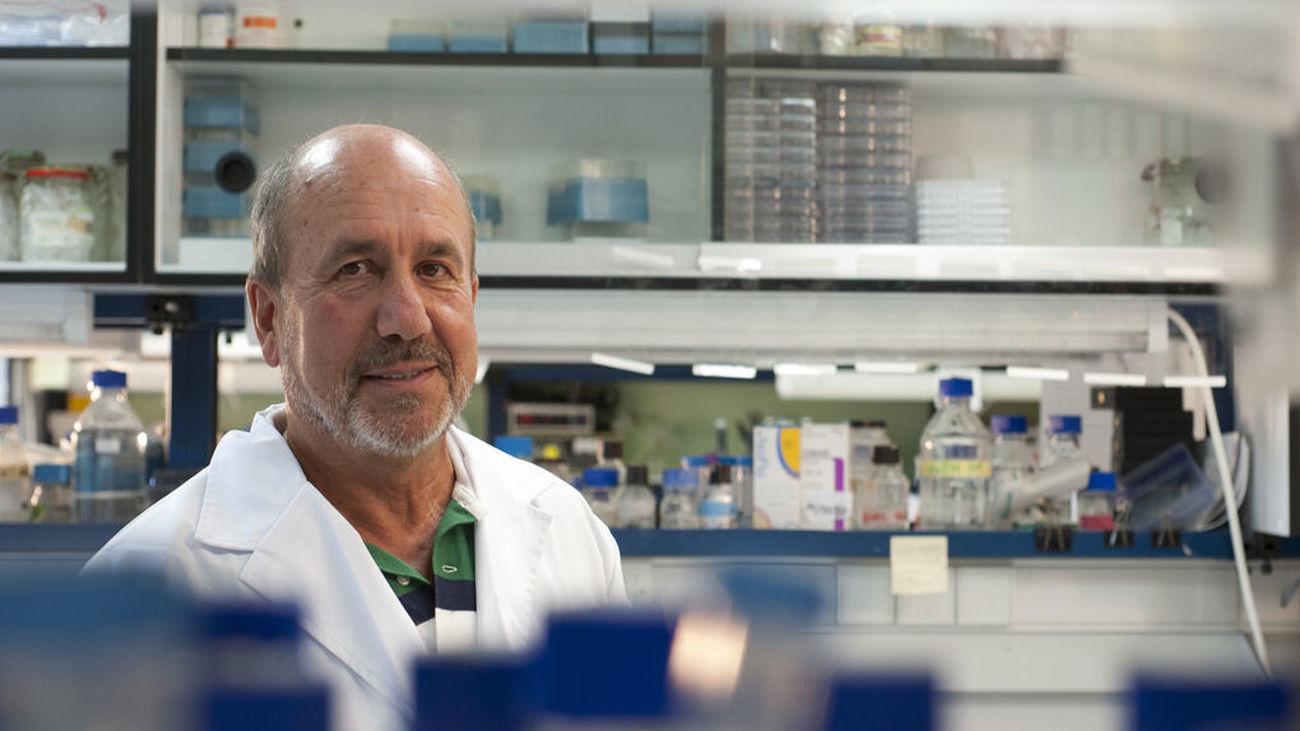 Mariano Esteban, virólogo e investigador del Centro Nacional de Biotecnología del CSIC