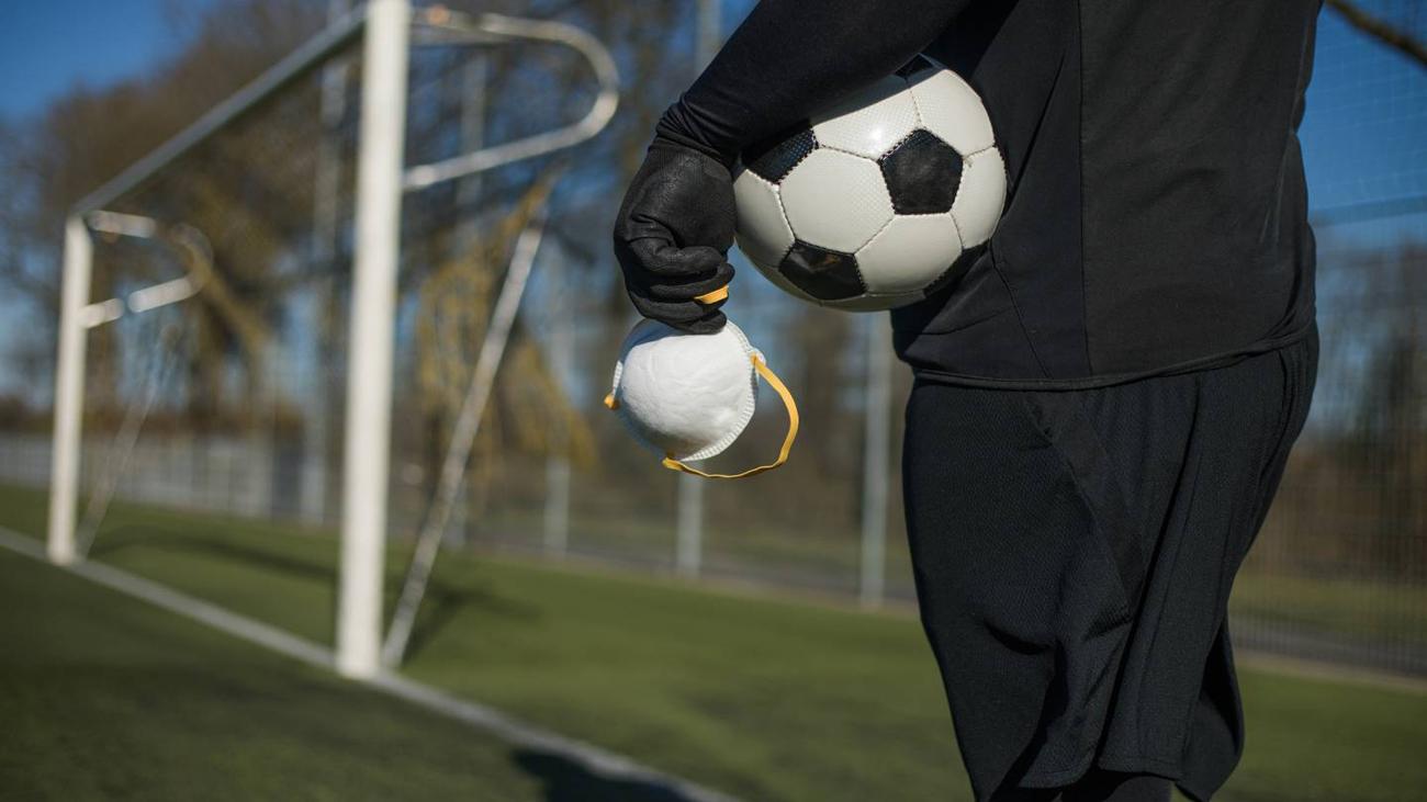 Fútbol y coronavirus