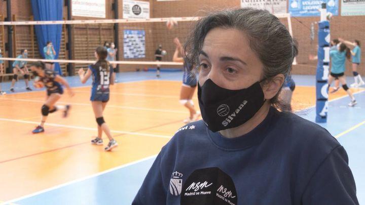 Atletismo en Gallur, tenis y voleibol en Leganés