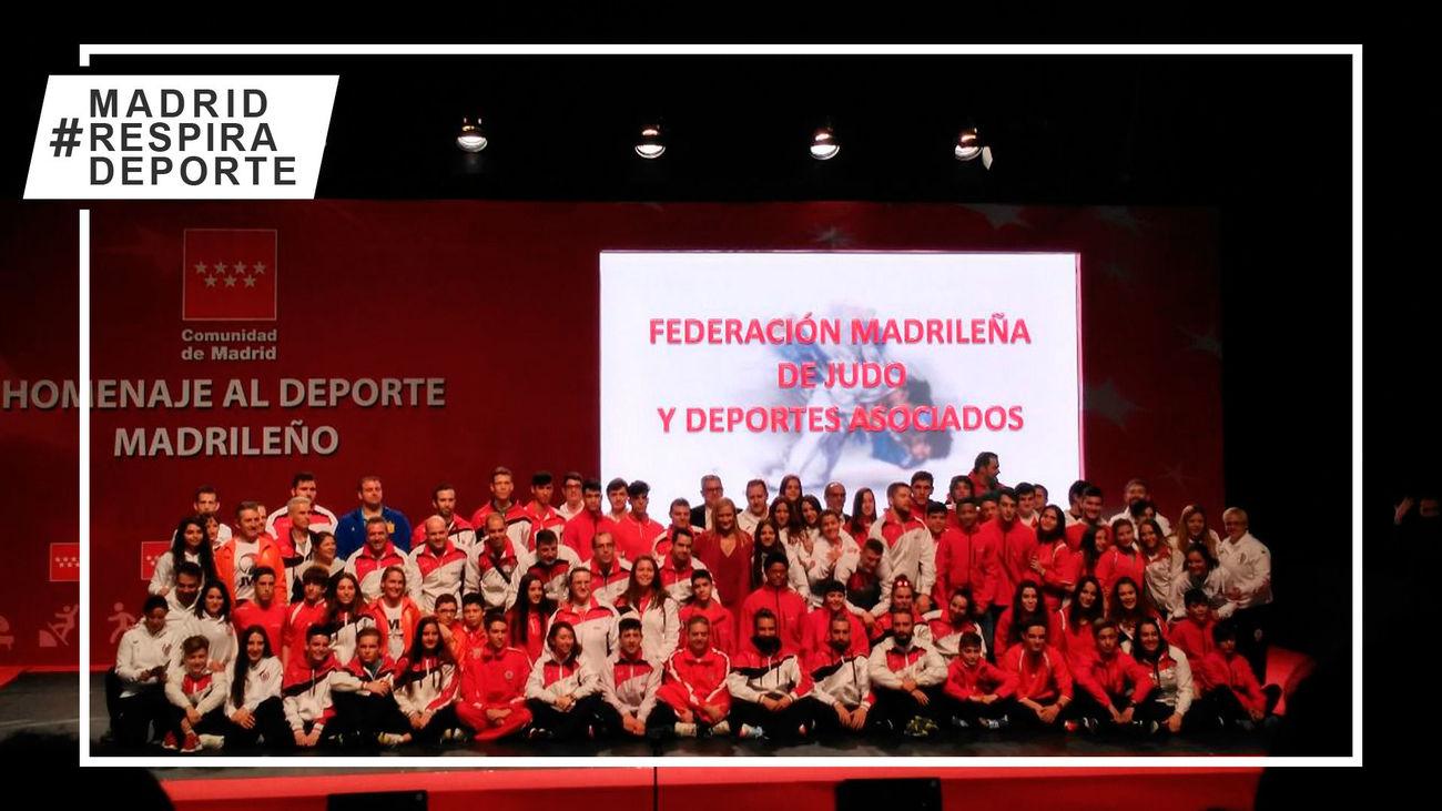 Este sábado se celebra la Gala del Deporte Madrileño