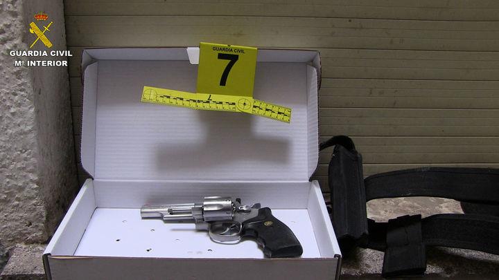La 'Operación Río Lobos', con tiroteo incluido en un peligroso registro en Móstoles