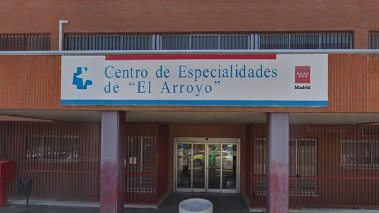 Centro de Especialidades 'El Arroyo', en Fuenlabrada