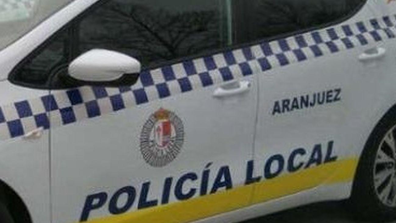 La Policía de Aranjuez impone 54 sanciones, en la última semana, por saltarse el cierre perimetral