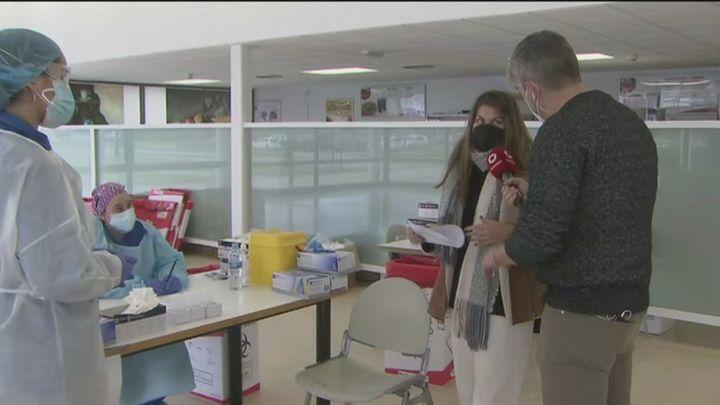 Cómo y dónde pedir cita para hacerse un test de antígenos en los campus universitarios de Madrid
