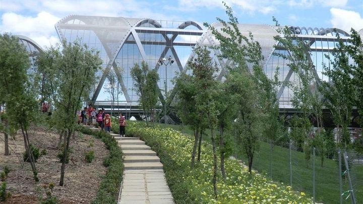 Reabren varios accesos de la Casa de Campo y más zonas verdes de Madrid capital