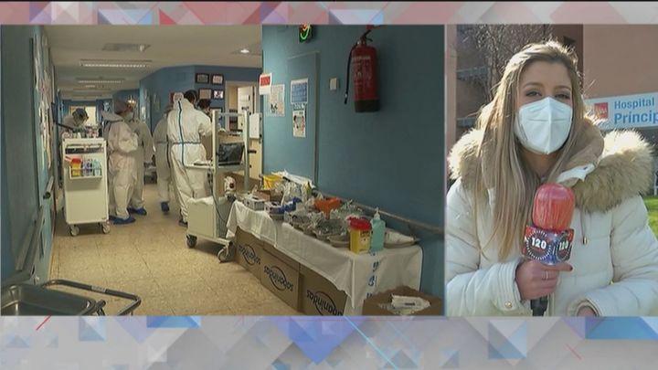 """Polémica en el hospital de Alcalá por una grabación de la gerente en la que propone """"quitar el móvil a los pacientes"""""""