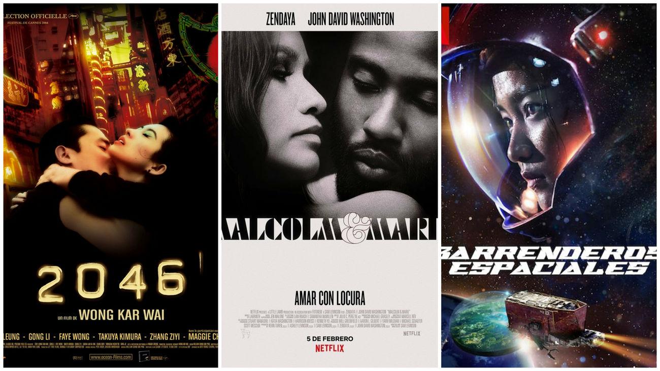 Estrenos de cine... contados de otra manera: dos de ciencia ficción (o algo así) y  'Pimpinela'