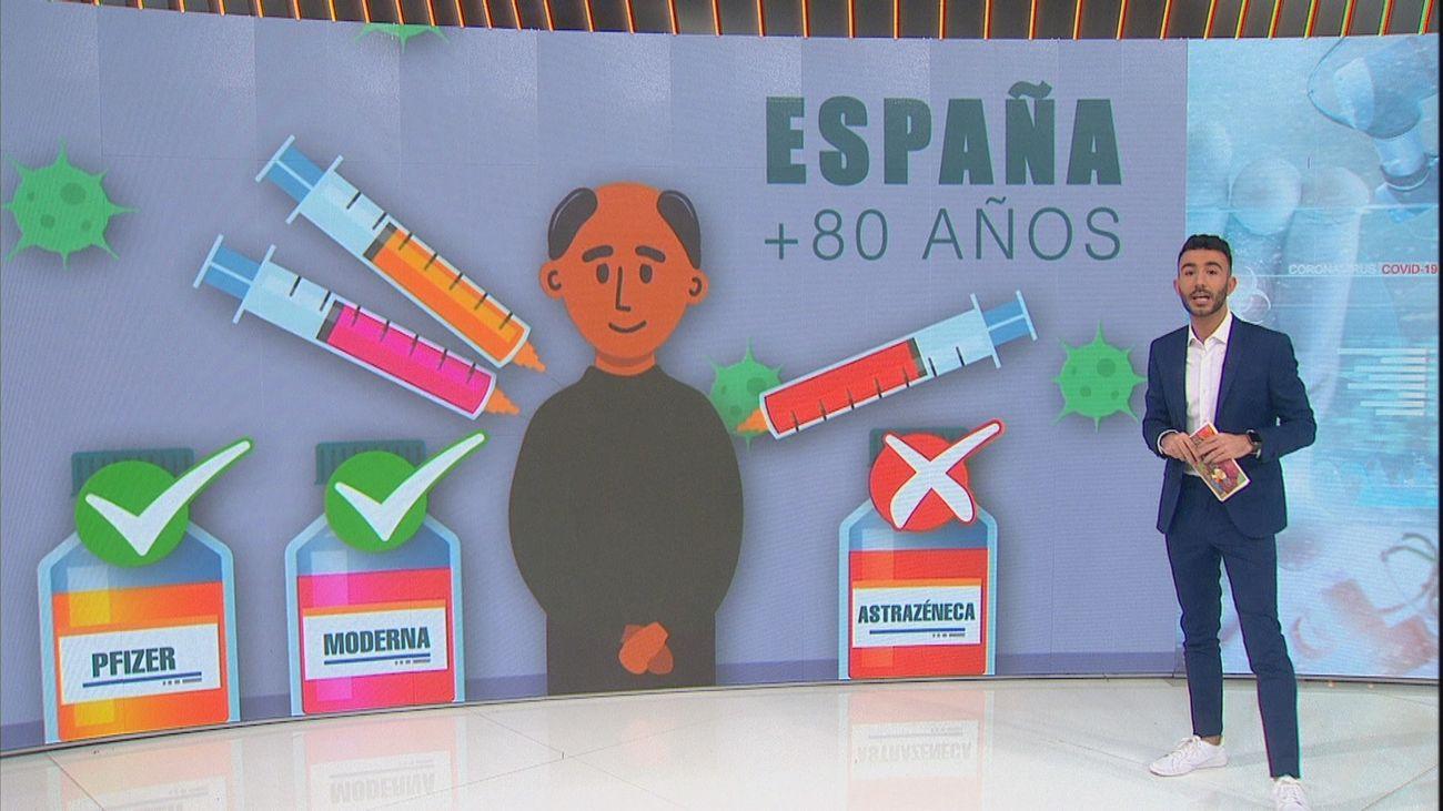 Los sanitarios, primer colectivo que recibirá la vacuna AstraZeneca la próxima semana