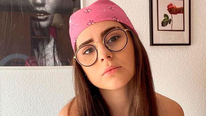 Lucía Fernández, tiktoker de éxito y ahora escritora